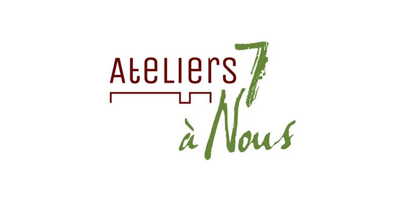 Logo Ateliers 7 à Nous