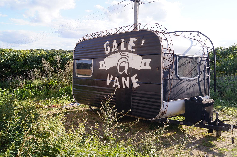 Fresque Gale à Vane